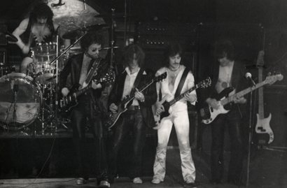 BOC at Newcastle City Hall 1975